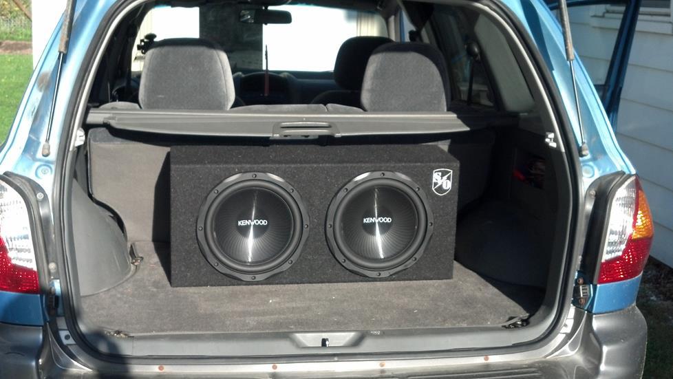 Brian S's 2003 Hyundai Santa Fe on
