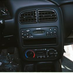 2002 Saturn SL Factory Radio