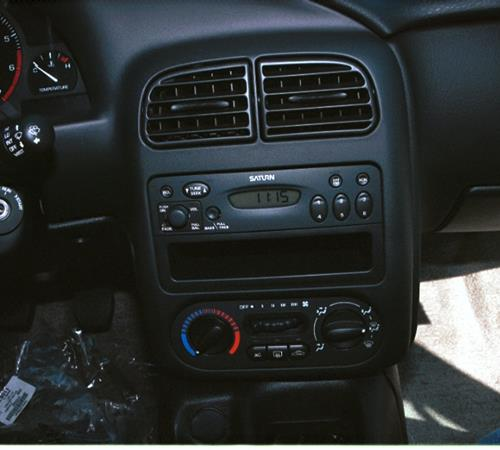 2000 Saturn SL Factory Radio