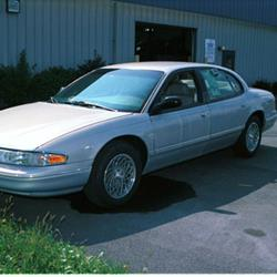 1995 Chrysler New Yorker Exterior