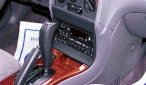 1997 Chrysler Sebring LX Factory Radio