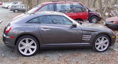 2004-2008 Chrysler Crossfire