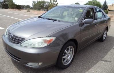 Ben H S 2003 Toyota Camry Le