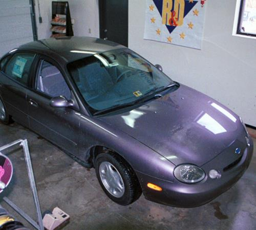 1997 Mercury Sable GS Exterior