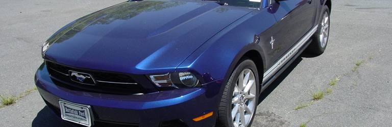 2013 Ford Mustang Exterior