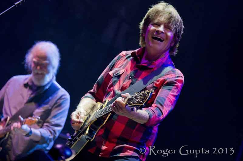 Jimmy Herring and John Fogerty