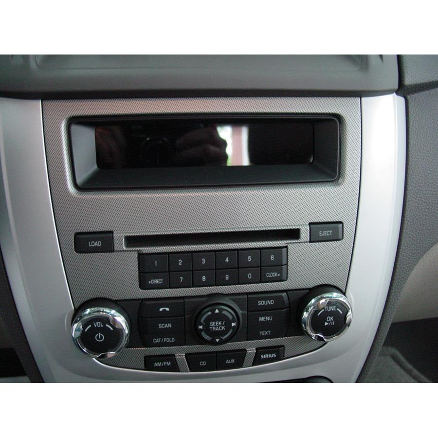 2012 Ford Fusion Factory Radio