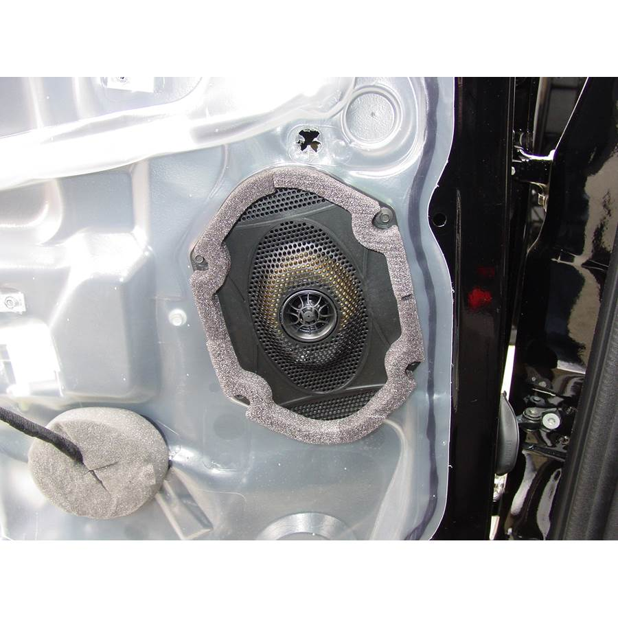 2011 Ford Focus Rear door speaker