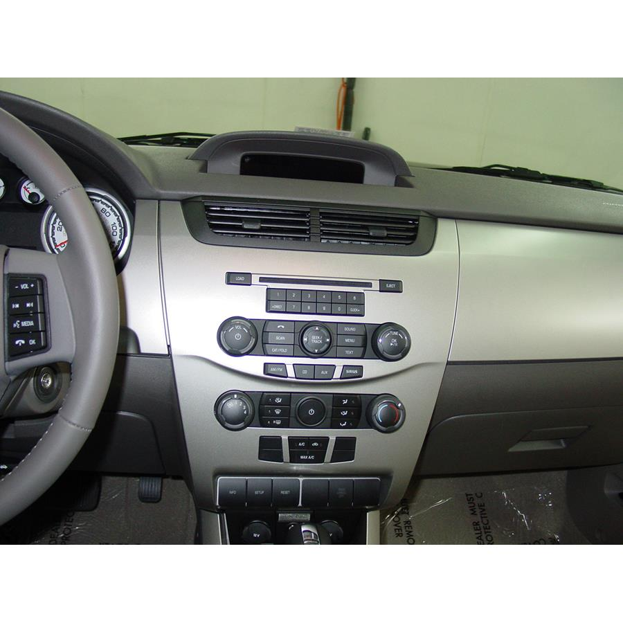2011 Ford Focus Factory Radio