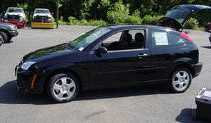 2006 Ford Focus ZX3 Exterior