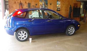 2006 Ford Focus ZX5 Exterior