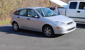 2004 Ford Focus ZX5 Exterior