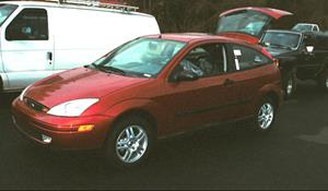 2003 Ford Focus ZX3 Exterior