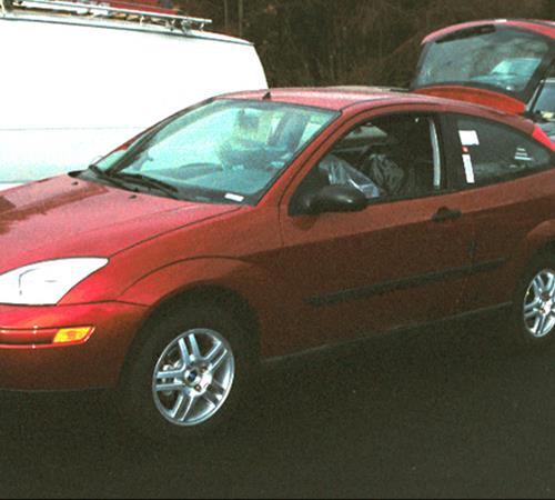 2004 Ford Focus ZX3 Exterior