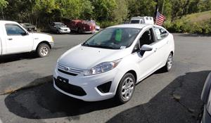 2016 Ford Fiesta Exterior