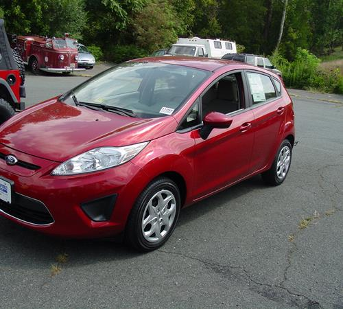 2013 Ford Fiesta Exterior