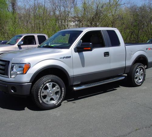 2012 Ford F-150 FX4 Exterior