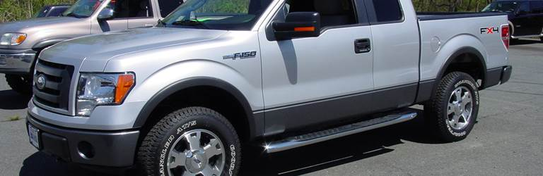 2009 Ford F-150 XLT Exterior