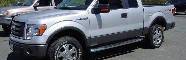 2010 Ford F-150 FX4 Exterior
