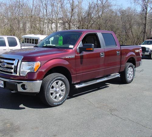 2012 Ford F-150 King Ranch Exterior
