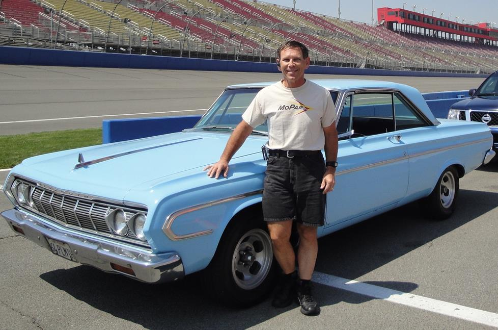 Bill W's 1964 Plymouth Belvedere