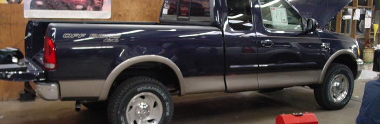 2002 Ford F-150 Exterior