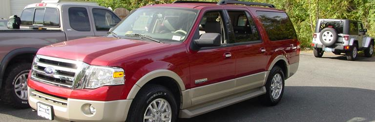 2011 Ford Expedition EL Exterior
