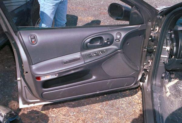 dodge intrepid front door