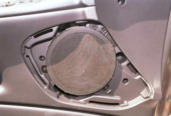 dodge intrepid front door speaker
