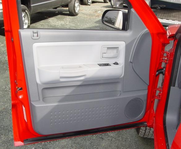 Dodge Dakota front door