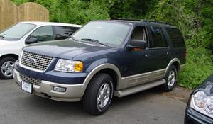 2006 Ford Expedition Exterior