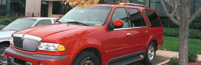 1997 Ford Expedition Exterior