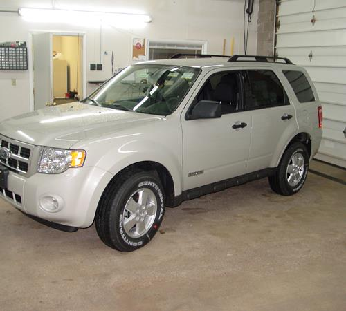 2010 Ford Escape Exterior