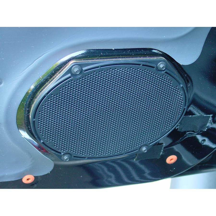 2003 Mazda Tribute Rear door speaker