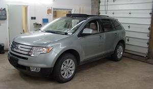 2008 Ford Edge Exterior