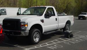2015 Ford F-250 Super Duty Exterior