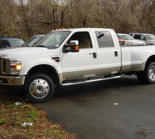 2008 Ford F-450 Exterior