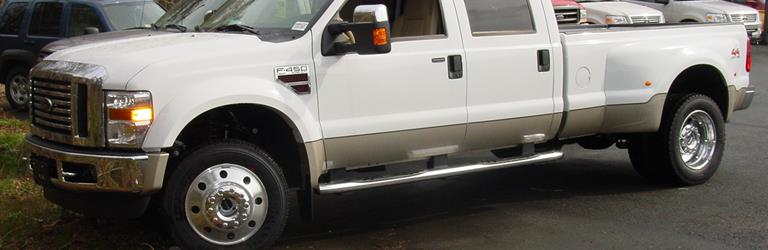 2009 Ford F-450 Exterior