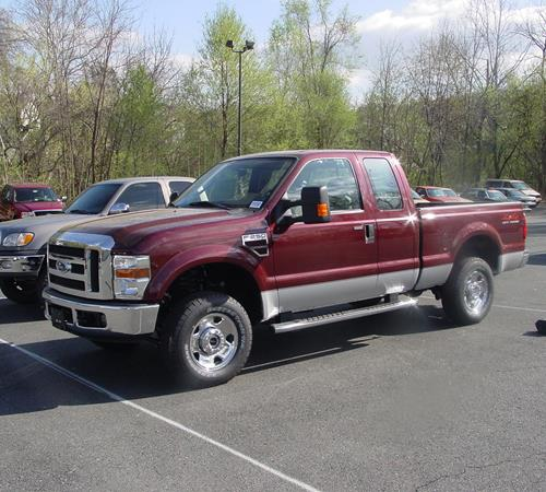 2008 Ford F-250 Super Duty Exterior