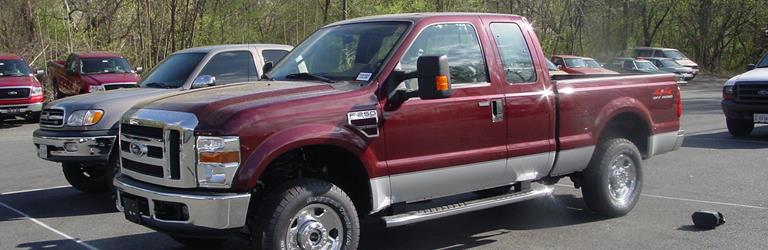 2011 Ford F-250 Exterior