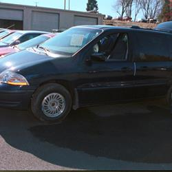 2003 Ford Windstar Exterior