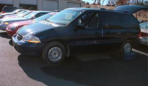 2000 Ford Windstar Exterior