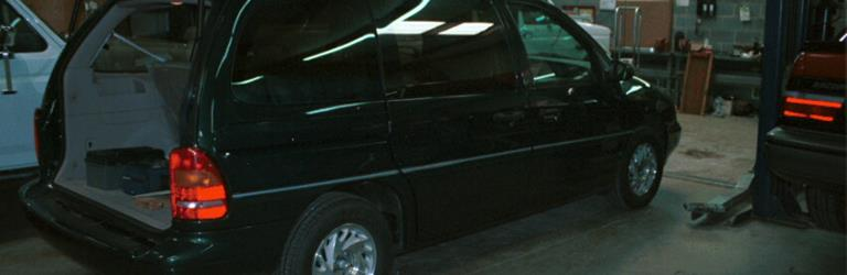 1998 Ford Windstar Exterior