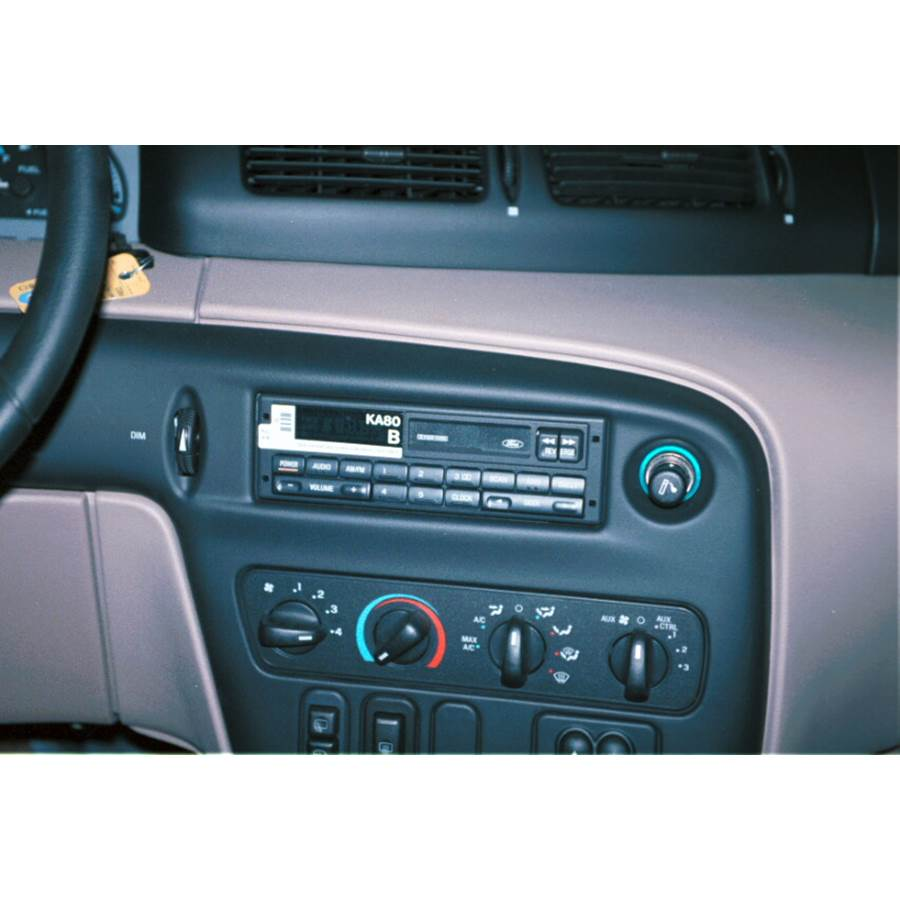 1995 Ford Windstar Factory Radio