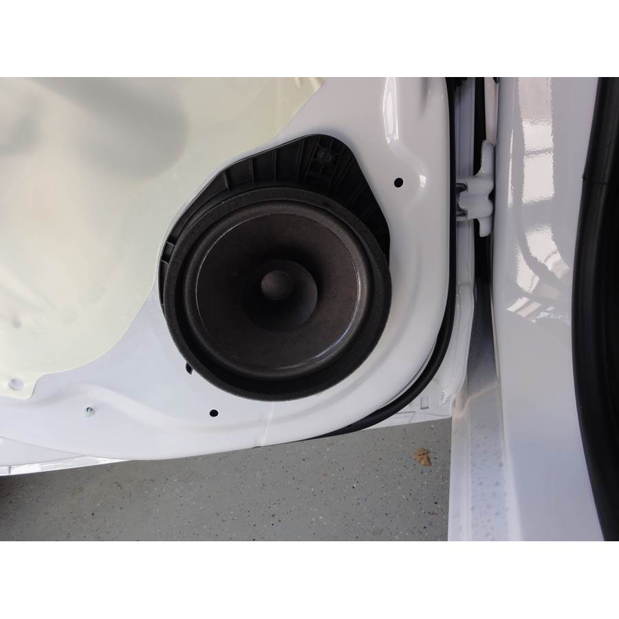 2014 Chevrolet Sonic Rear door speaker