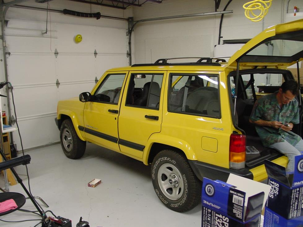 1997 2001 Jeep Cherokee