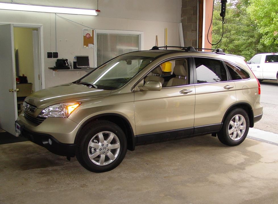 2007 2011 honda cr v car audio profile