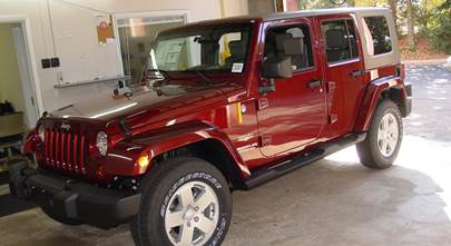 2007-2010 Jeep Wrangler and Wrangler Unlimited