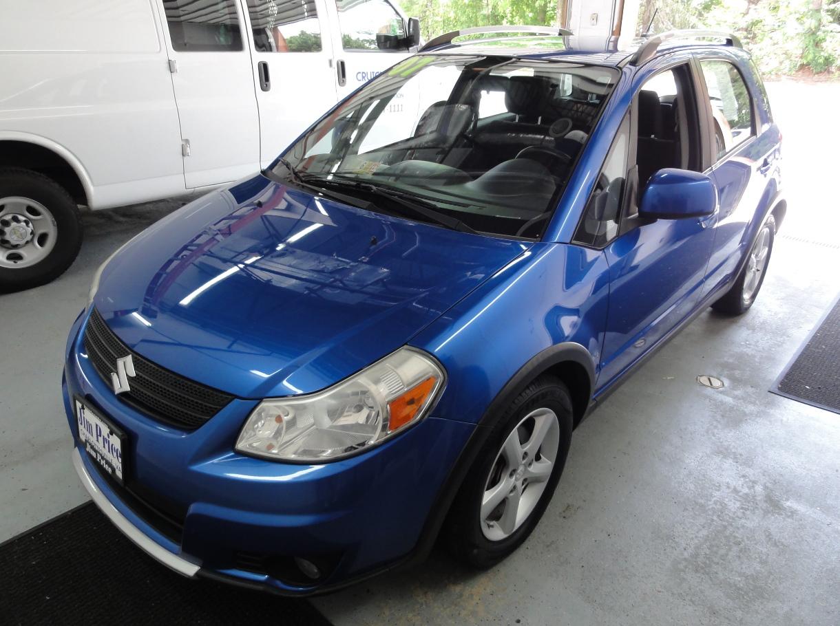 2007 2013 Suzuki Sx4 Car Audio Profile Factory Radio Wiring Harness