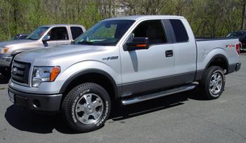 2009-2014 Ford F-150 SuperCab